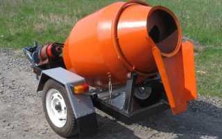 Миксер бетона – цена зависит от факторов, на которые стоит обратить внимание