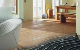 Теплый водяной пол под ламинат: особенности и правила монтажа
