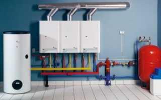 Монтаж газовых котлов – подготовительные мероприятия и установка оборудования